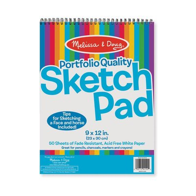 MELISSA AND DOUG SKETCH PAD