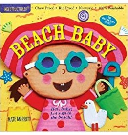 WORKMAN PUBLISHING BEACH BABY INDESCTRUCTIBLE