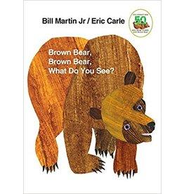 MACMILLIAN BROWN BEAR BROWN BEAR WHAT DO YOU SEE BB MARTIN & CARLE
