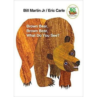 MACMILLIAN BROWN BEAR, BROWN BEAR, WHAT DO YOU SEE?