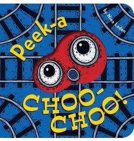 CHRONICLE PUBLISHING PEEK-A CHOO-CHOO BB LADEN