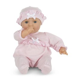 "MELISSA AND DOUG JENNA 12"" BABY DOLL*"