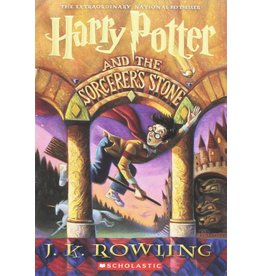 SCHOLASTIC HARRY POTTER AND THE SORCEROR'S STONE PB ROWLING