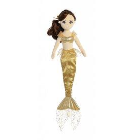 "AURORA SEA SHIMMER MERMAID 18"" DOLL ANGELIQUE*"