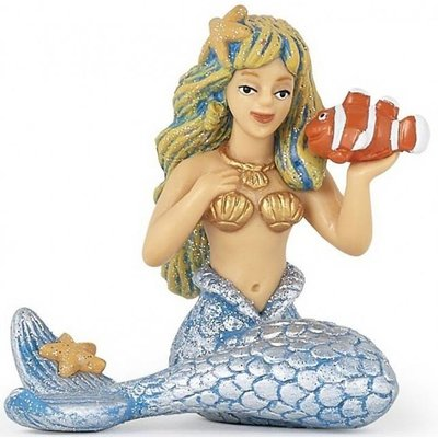 PAPO MERMAID SILVER PAPO