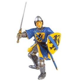 HOTALING IMPORTS FLANDERS KNIGHT BLUE PAPO