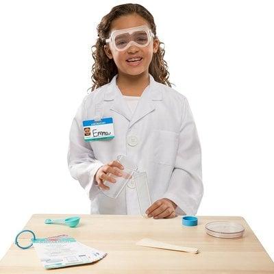 MELISSA AND DOUG SCIENTIST DRESS UP