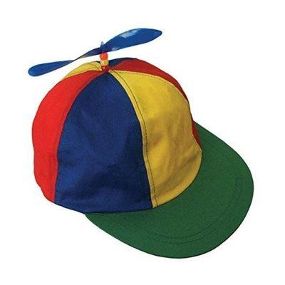 JACOBSON HAT CO. PROPELLER BEANIE HAT