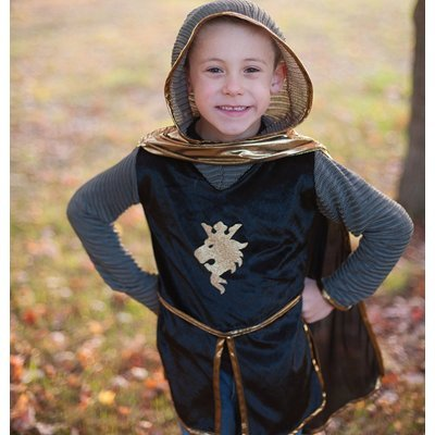 GREAT PRETENDERS GOLD HOODED KNIGHT SET
