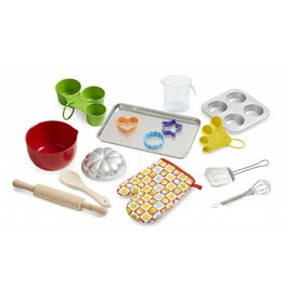 MELISSA AND DOUG BAKING PLAY SET*