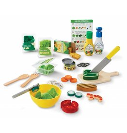 MELISSA AND DOUG SLICE & TOSS SALAD SET M & D