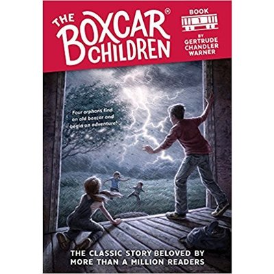 ALBERT WHITMAN THE BOXCAR CHILDREN