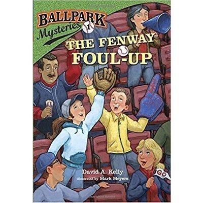 RANDOM HOUSE THE FENWAY FOUL UP PB KELLY