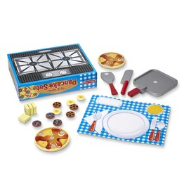 MELISSA AND DOUG FLIP & SERVE PANCAKE SET M & D