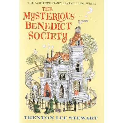 LITTLE BROWN BOOKS MYSTERIOUS BENEDICT SOCIETY PB STEWART