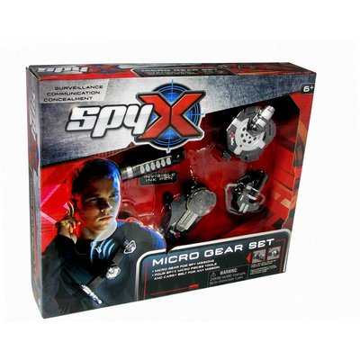 MUKIKIM SPY X MICRO GEAR SET