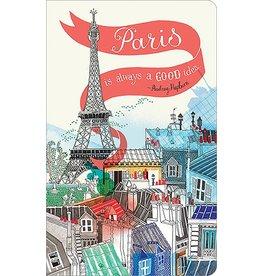 COMPENDIUM PARIS IS ALWAYS A GOOD IDEA JOURNAL WN