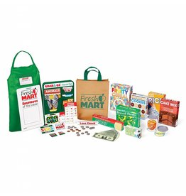 MELISSA AND DOUG FRESH MART GROCERY STORE COMPANION*