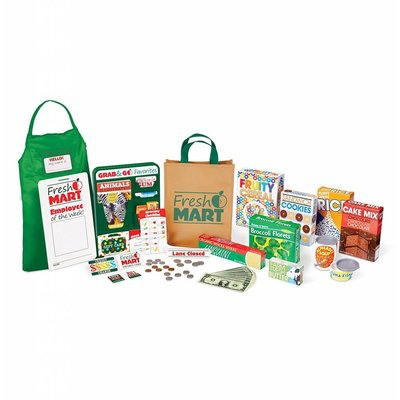MELISSA AND DOUG FRESH MART GROCERY STORE COMPANION