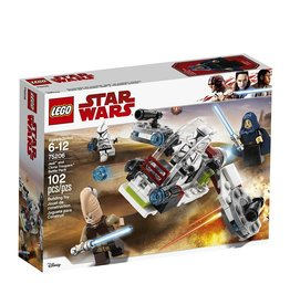 LEGO JEDI AND CLONE TROOPERS BATTLE PACK