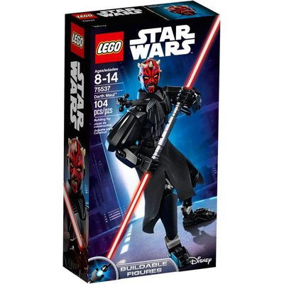 LEGO STAR WARS CONSTRACTION DARTH MAUL