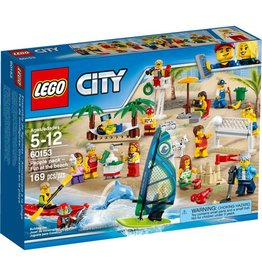LEGO FUN AT THE BEACH PEOPLE PACK*