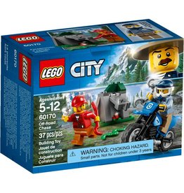 LEGO OFF-ROAD CHASE*