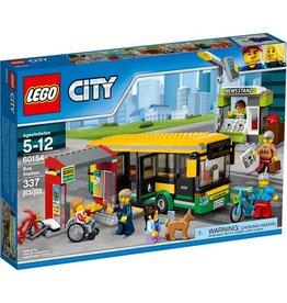 LEGO BUS STATION*