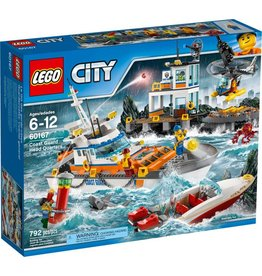 LEGO COAST GUARD HEADQUARTERS*