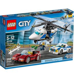 LEGO HIGH SPEED CHASE