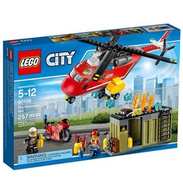 LEGO FIRE RESPONSE UNIT*