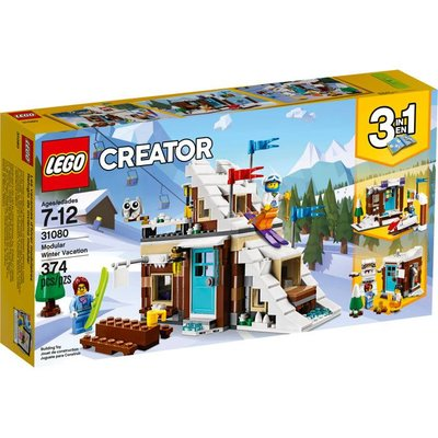 LEGO MODULAR WINTER VACATION*