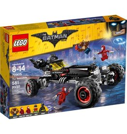 LEGO THE BATMOBILE*