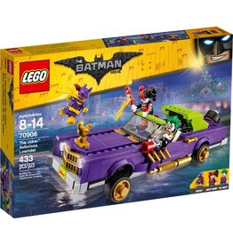 LEGO THE JOKER NOTORIOUS LOWRIDER**