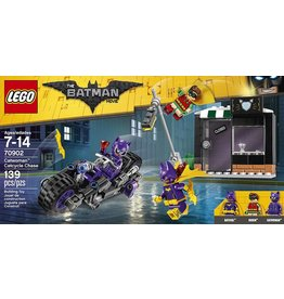 LEGO CATWOMAN CATCYCLE CHASE*