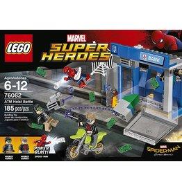 LEGO ATM HEIST BATTLE*