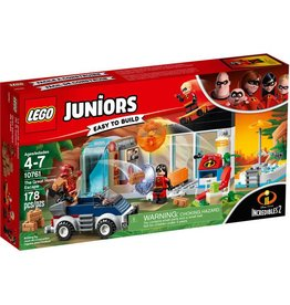 LEGO THE GREAT HOME ESCAPE*