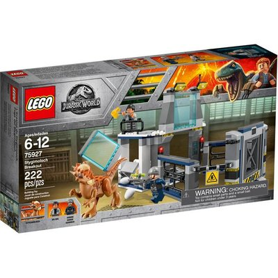 LEGO STYGIMOLOCH BREAKOUT*