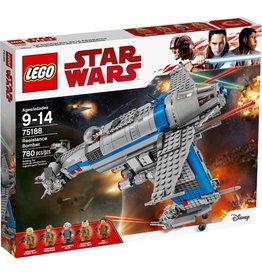 LEGO RESISTANCE BOMBER*