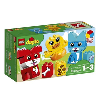 LEGO MY FIRST PUZZLE PETS DUPLO