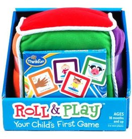 THINK FUN ROLL & PLAY FIRST GAME