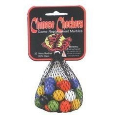 PLAYVISIONS CHINESE CHECKERS MARBLES