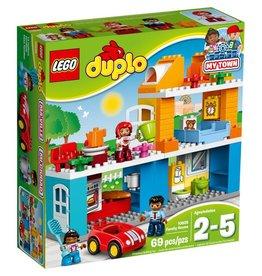 LEGO FAMILY HOUSE DUPLO