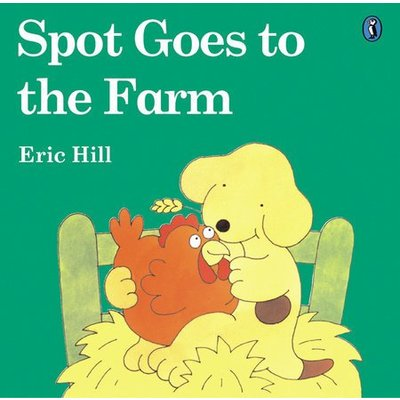 PENGUIN SPOT GOES TO THE FARM BB HILL