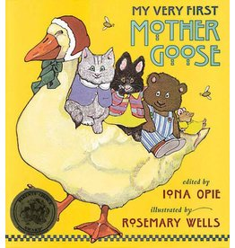 RANDOM HOUSE MY VERY FIRST MOTHER GOOSE HB OPIE