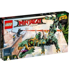 LEGO GREEN NINJA MECH DRAGON