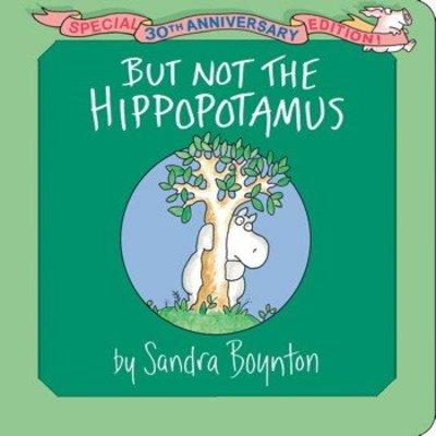 SIMON AND SCHUSTER BUT NOT THE HIPPOPOTAMUS