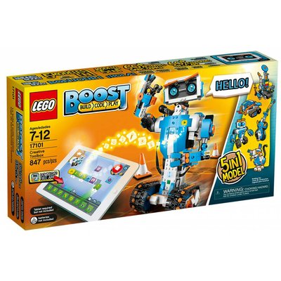 LEGO BOOST CREATIVE TOOLBOX