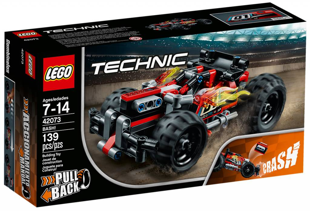 Bash Technic The Toy Store