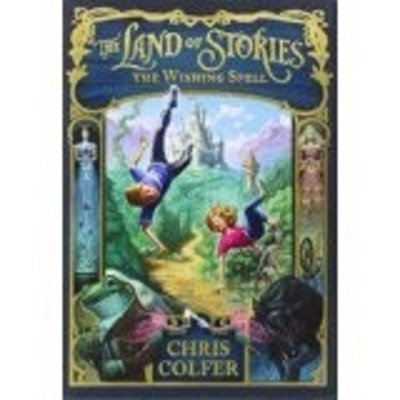 HACHETTE BOOK GROUP LAND OF STORIES 1 WISHING SPELL PB COLFER